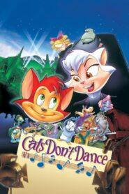 Koty nie tańczą zalukaj