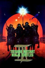 Wojownicze Żółwie Ninja III zalukaj