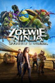 Wojownicze Żółwie Ninja: Wyjście z cienia zalukaj