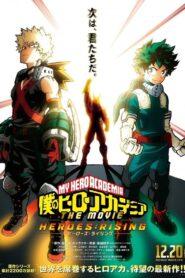 My Hero Academia: Heroes Rising zalukaj