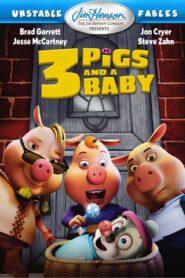 Opowieści dziwnej treści: 3 świnki zalukaj
