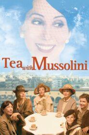 Herbatka z Mussolinim zalukaj