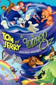 Tom i Jerry: Czarnoksiężnik z krainy Oz zalukaj