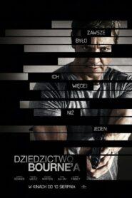 Dziedzictwo Bourne'a zalukaj