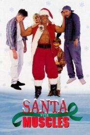 Muskularny Święty Mikołaj( zalukaj