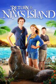 Powrót na wyspę Nim zalukaj
