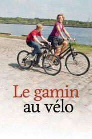 Chłopiec na rowerze zalukaj