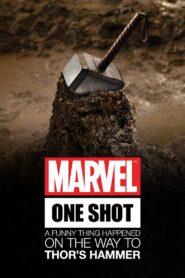 Marvel jedno ujęcie: Ciekawa rzecz spotkała nas przy młocie Thora zalukaj