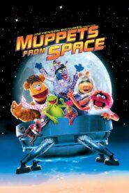 Muppety z kosmosu zalukaj