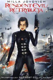 Resident Evil: Retrybucja zalukaj